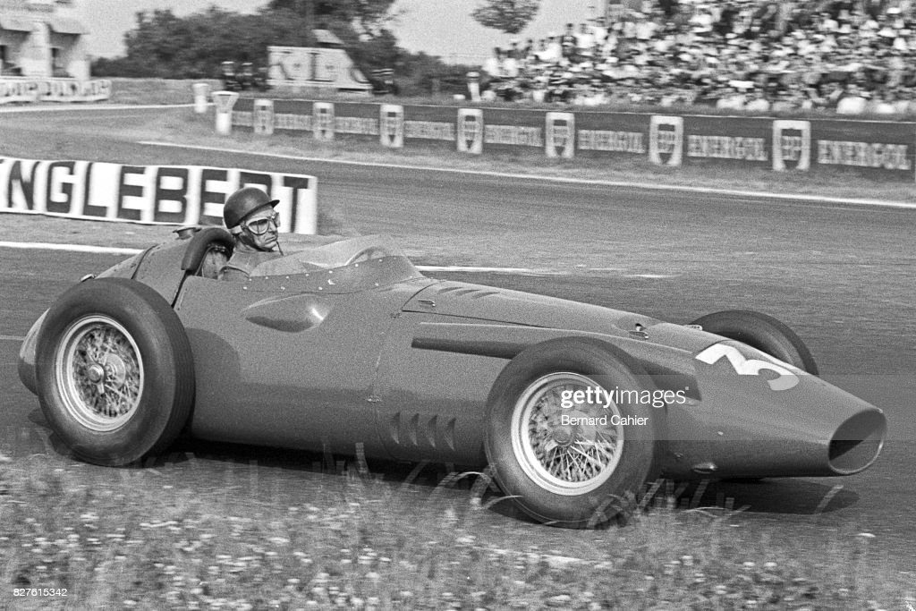 Juan Manuel Fangio, Grand Prix Of France Pictures   Getty Images