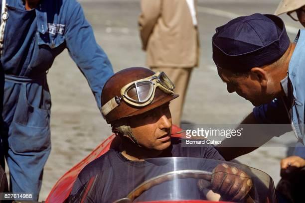 Juan Manuel Fangio Maserati 250F Grand Prix of Germany Nurburgring 04 August 1957