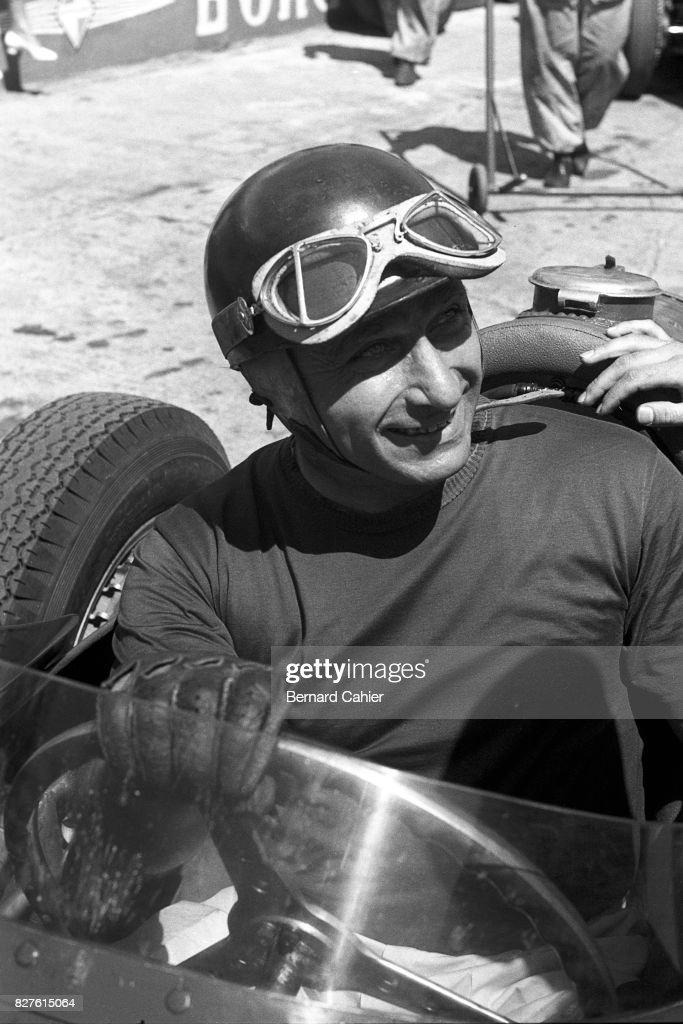Juan Manuel Fangio, Grand Prix Of Germany : ニュース写真