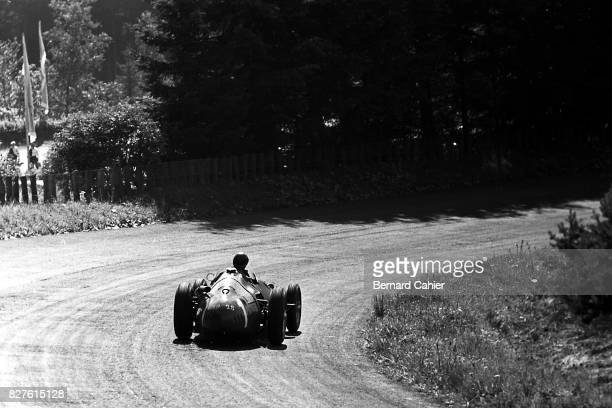 Juan Manuel Fangio, Maserati 250F, Grand Prix of Germany, Nurburgring, 04 August 1957.