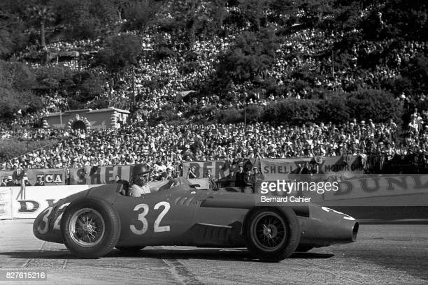 Juan Manuel Fangio Maserati 250F Grand Prix of Monaco Monaco 19 May 1957