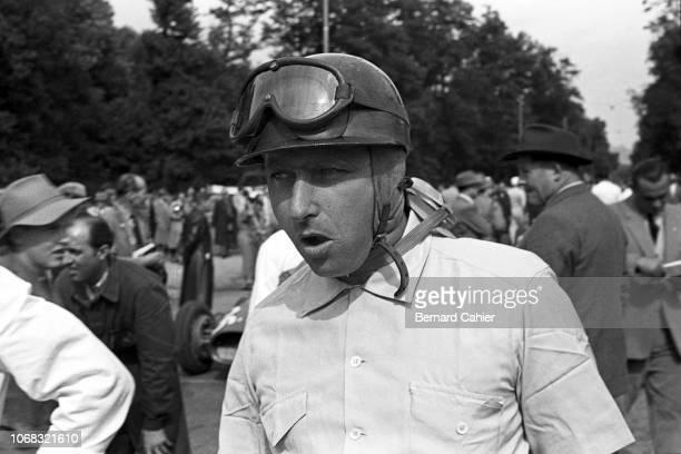 Juan Manuel Fangio, Mercedes W196, Grand Prix of Switzerland, Circuit Bremgarten, 22 August 1954.