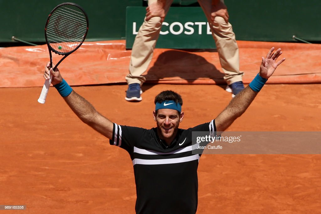 2018 French Open - Day Twelve : News Photo