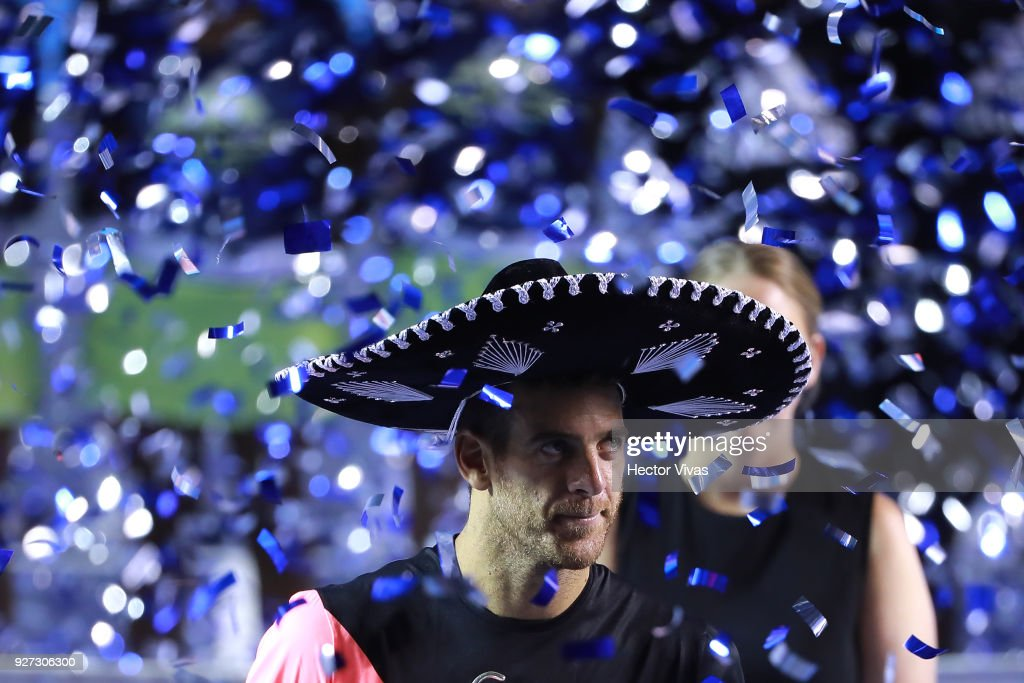Telcel ATP Mexican Open 2018 - Day 6 : News Photo