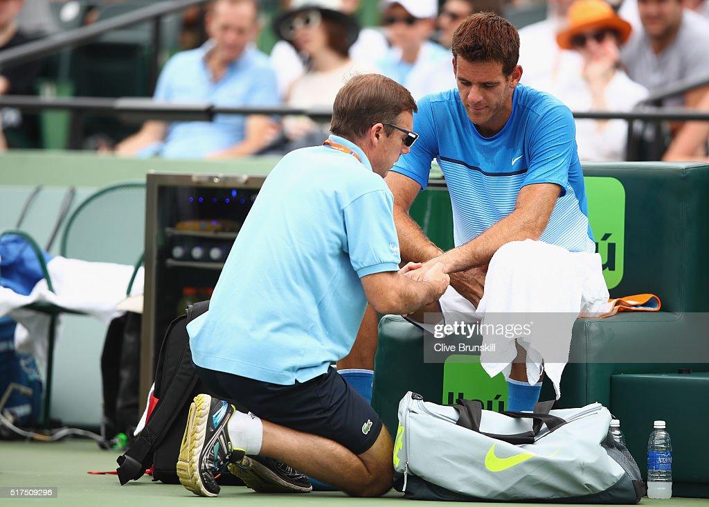 Miami Open - Day 5 : News Photo