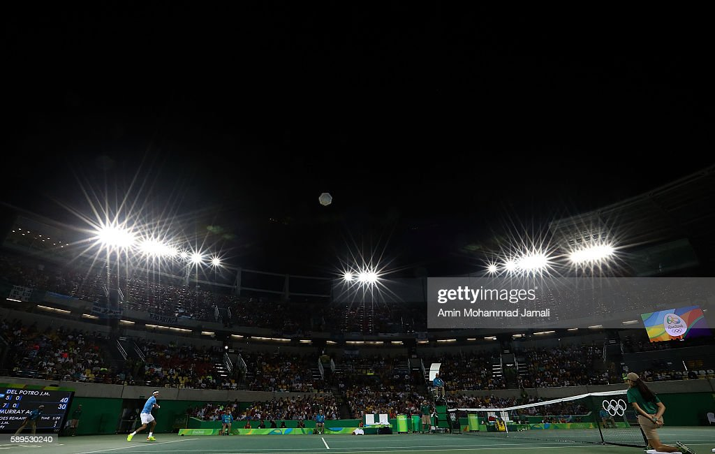 Tennis- Olympics: Day 9 : News Photo