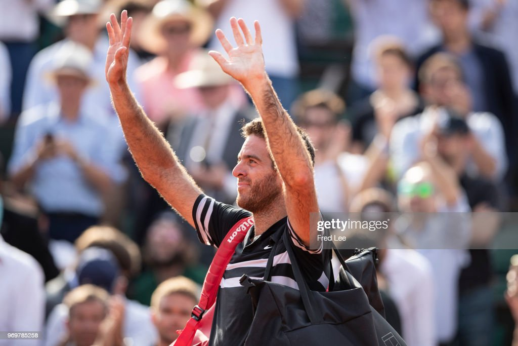 2018 French Open - Day Thirteen : News Photo