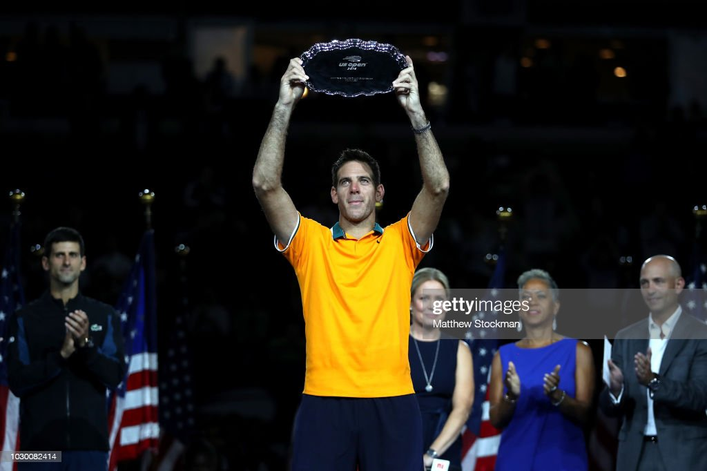 2018 US Open - Day 14 : News Photo