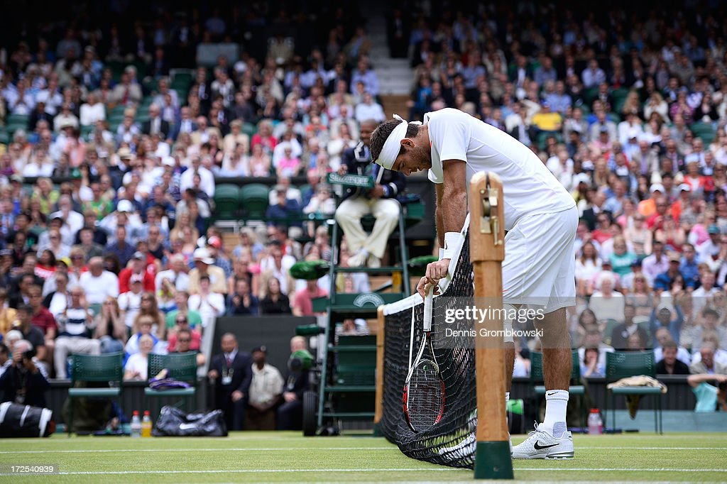 Wimbledon 2013: Best of Day Nine