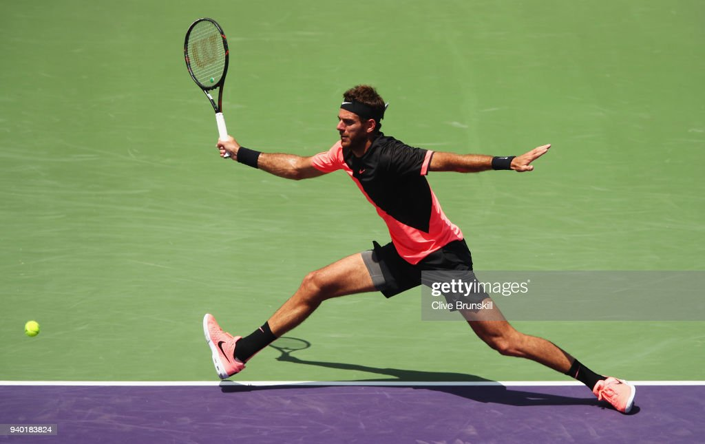 Miami Open 2018 - Day 12 : News Photo