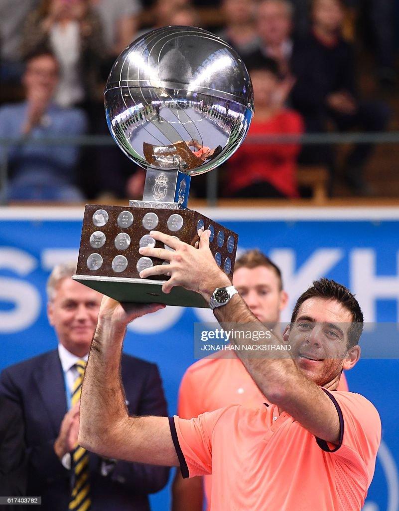 ATP Stockholm Open tennis tournament