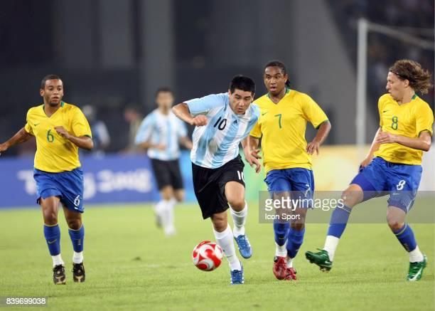 Juan Martin RIQUELME Bresil / Argentine 1/2 Finale Jeux Olympiques Pekin 2008