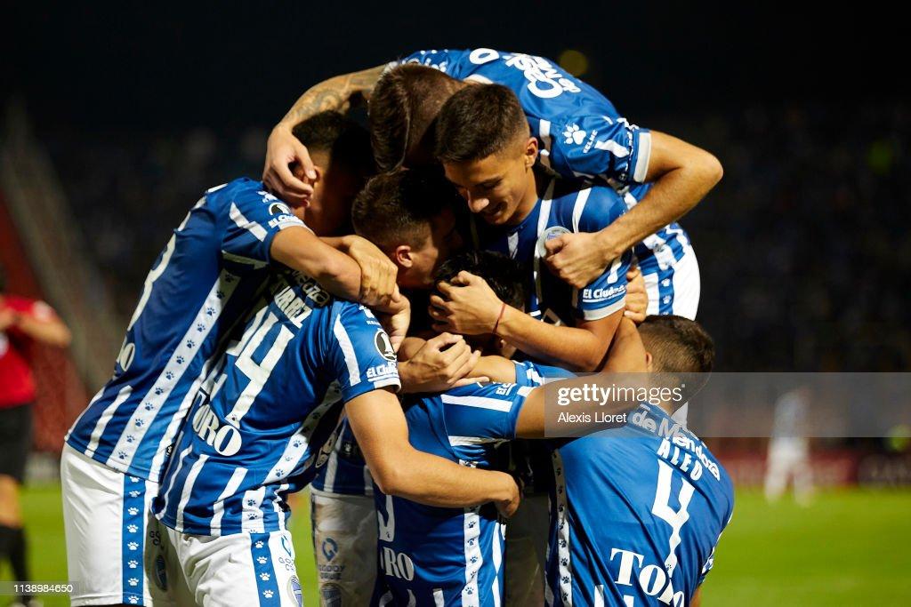 ARG: Godoy Cruz v Sporting Cristal - Copa CONMEBOL Libertadores 2019