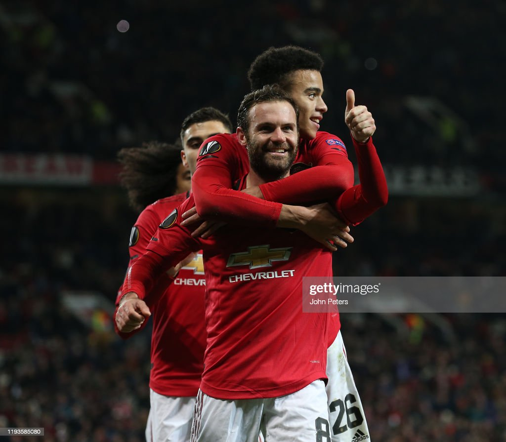 Manchester United v AZ Alkmaar: Group L - UEFA Europa League : News Photo
