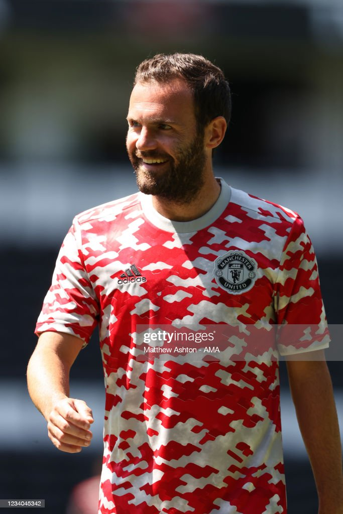 Juan Mata of Manchester United during a pre-season friendly between... News Photo - Getty Images