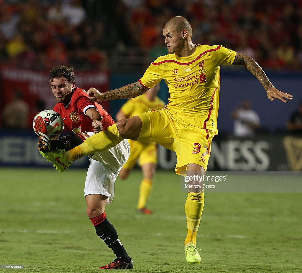 International Champions Cup 2014 Final - Liverpool v Manchester United