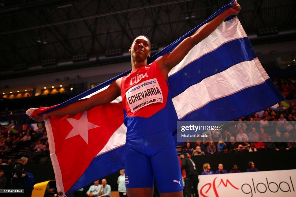 IAAF World Indoor Championships - Day Two : News Photo