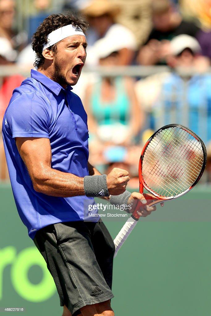 Miami Open Tennis - Day 9 : Nyhetsfoto