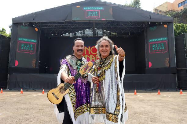 MEX: Festival de la Cumbia 2021 - Press Conference