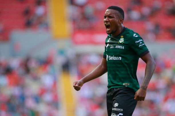 MEX: Necaxa v Santos Laguna - Torneo Grita Mexico A21 Liga MX