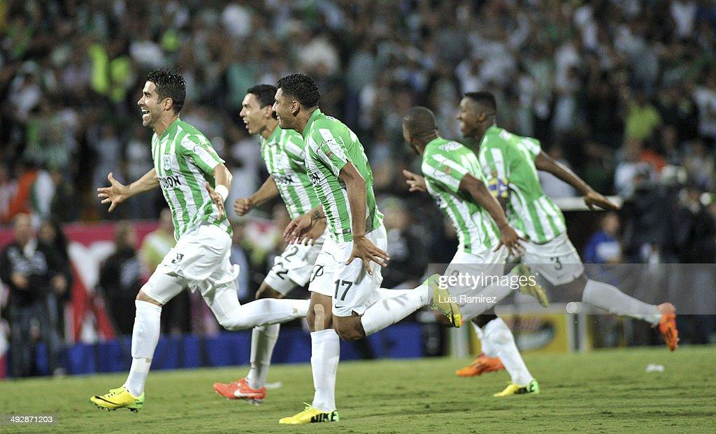 Atletico Nacional v Junior - Liga Postobon 2014