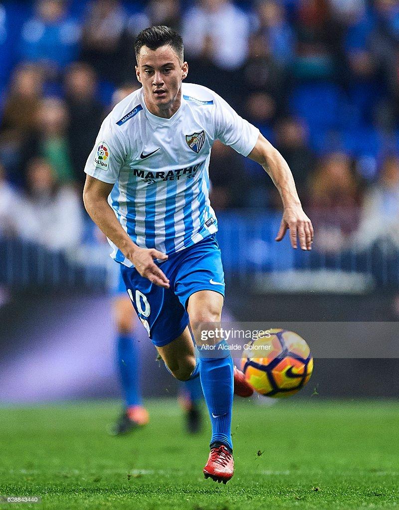 Malaga CF v Granada CF - La Liga