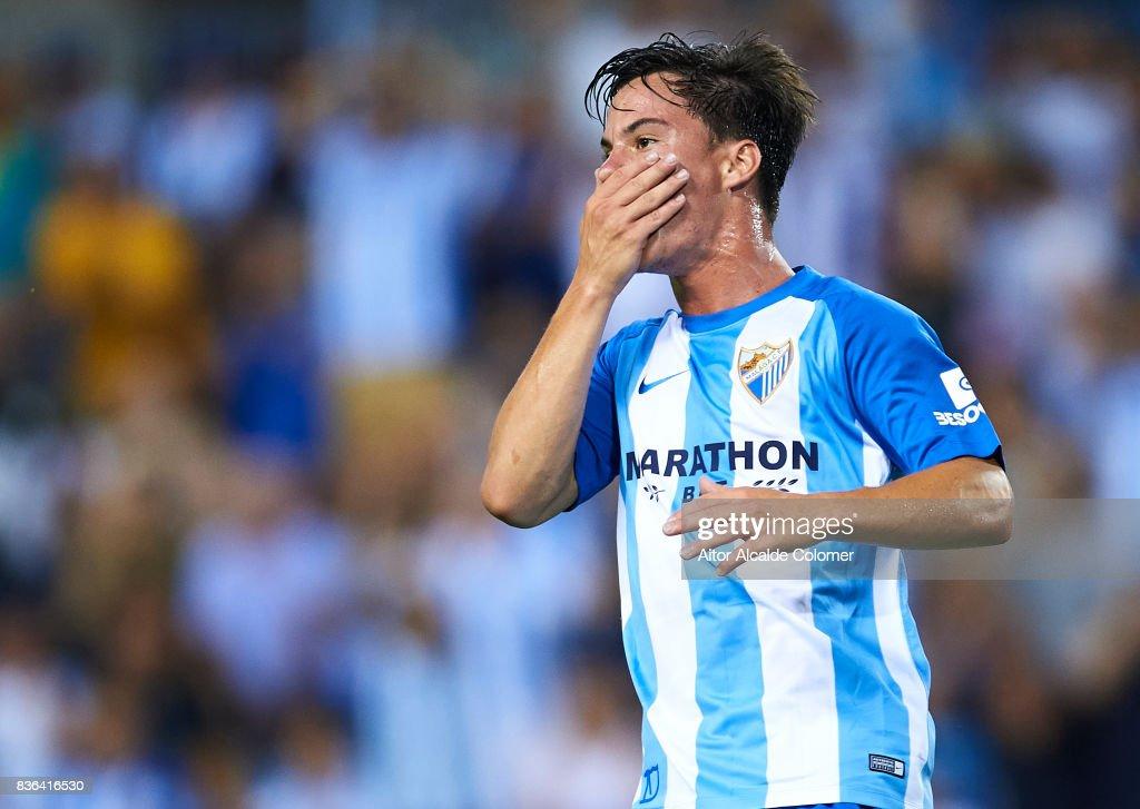Malaga v Eibar - La Liga