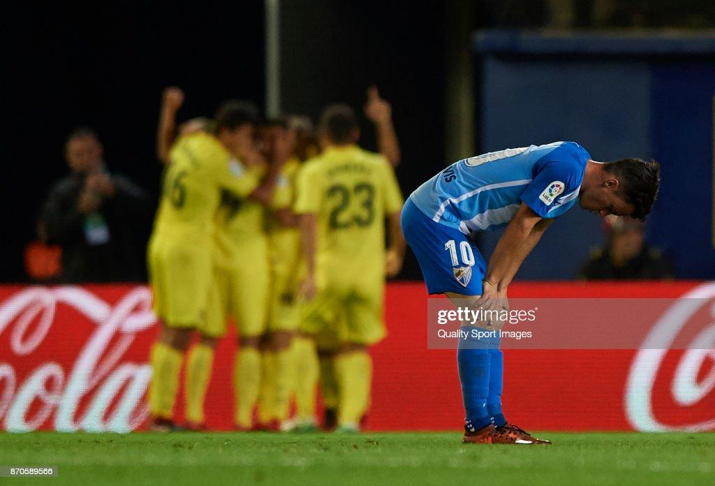 Villarreal v Malaga - La Liga
