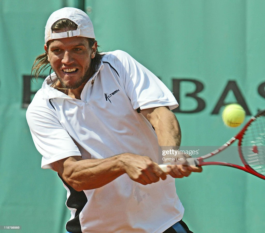 2007 French Open - Men's Singles - Third Round - Juan Pablo Brzezicki vs Carlos
