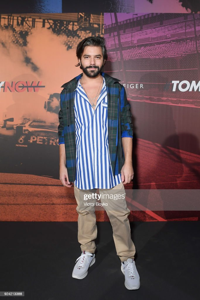 Tommy Drive Now Show - LATAM Guests - Milan Fashion Week Fall/Winter 2018/19