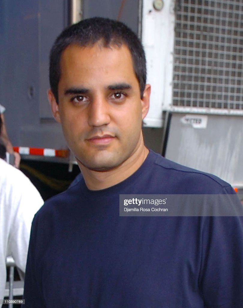 "Juan Pablo Montoya Visits the ""Late Show With David Letterman"" - June 13, 2005"