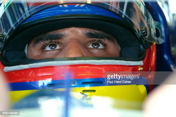 Juan Pablo Montoya Grand Prix of Japan Suzuka Circuit 14 October 2001