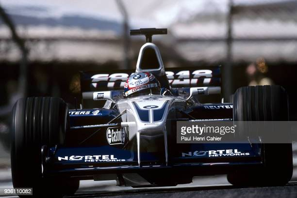 Juan Pablo Montoya WilliamsBMW FW23 Grand Prix of Monaco Circuit de Monaco 27 May 2001