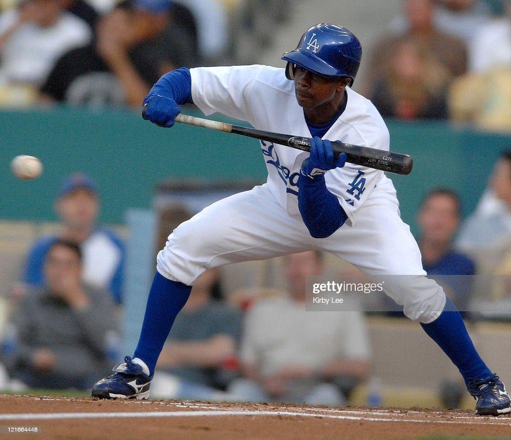 New York Mets vs Los Angeles Dodgers - June 13, 2007