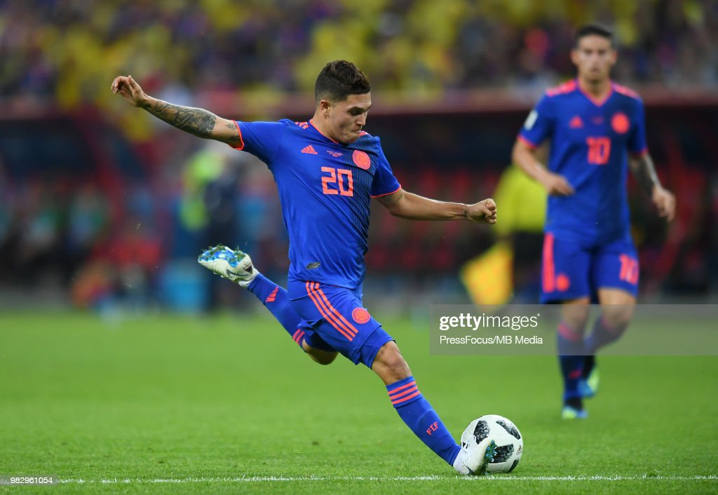 Poland v Colombia: Group H - 2018 FIFA World Cup Russia : News Photo