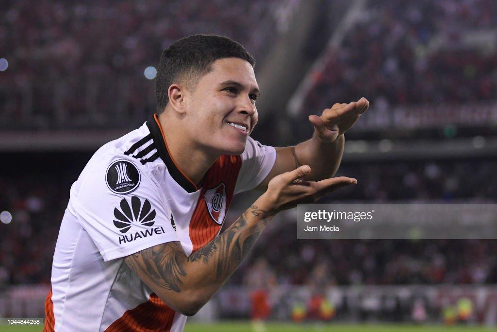 River Plate v Independiente - Copa CONMEBOL Libertadores 2018 : Foto jornalística