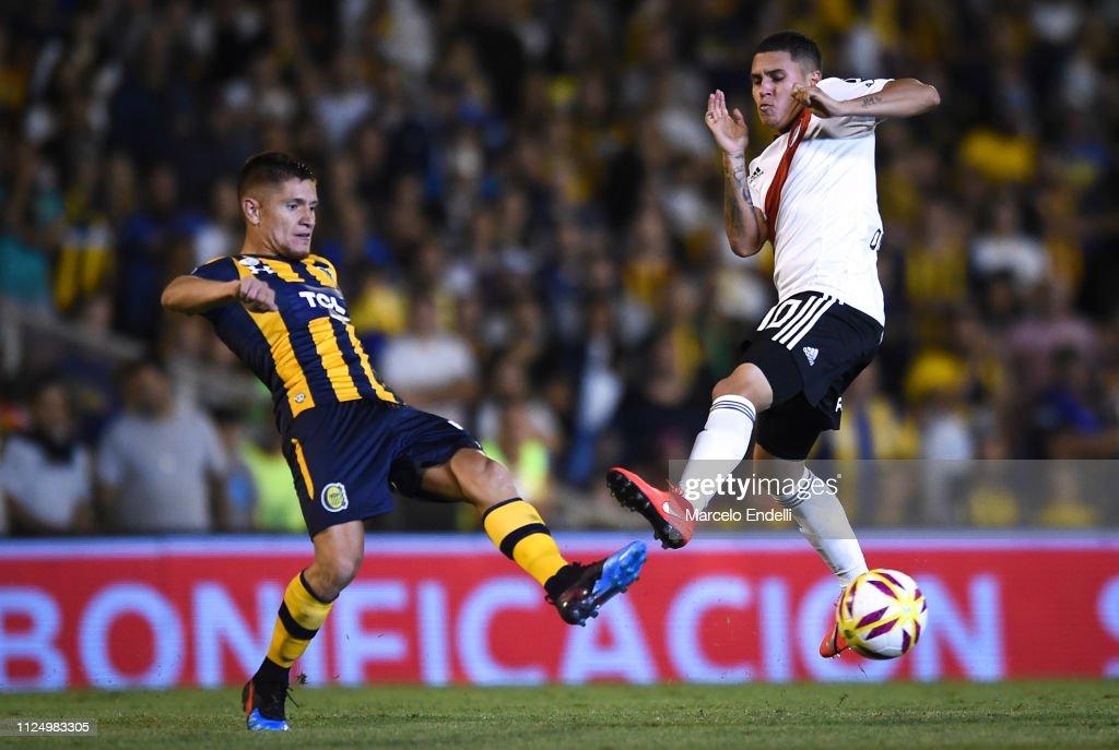 ARG: Rosario Central v River Plate - Superliga 2018/19