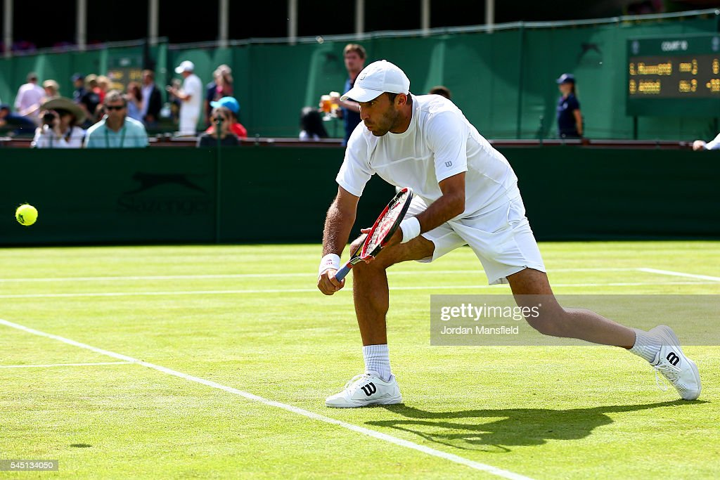 Middle Sunday: The Championships - Wimbledon 2016 : News Photo