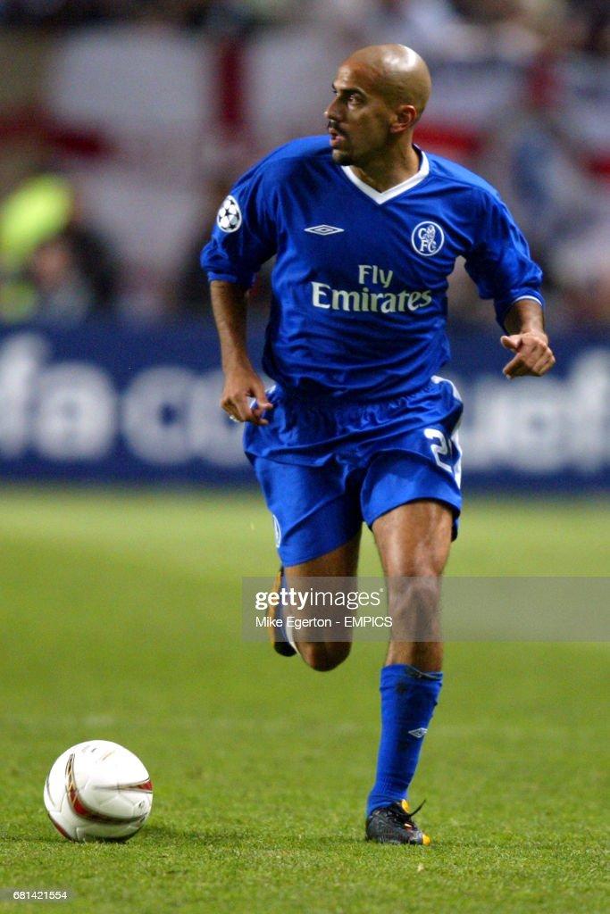 Soccer - UEFA Champions League - Semi-Final - First Leg - Monaco v Chelsea : News Photo