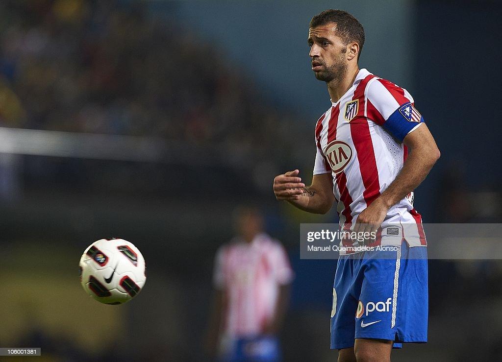 Villarreal v Atletico Madrid - La Liga