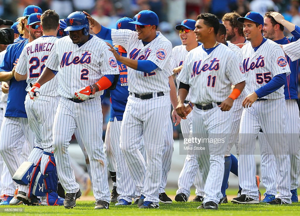 Los Angeles Dodgers v New York Mets : News Photo