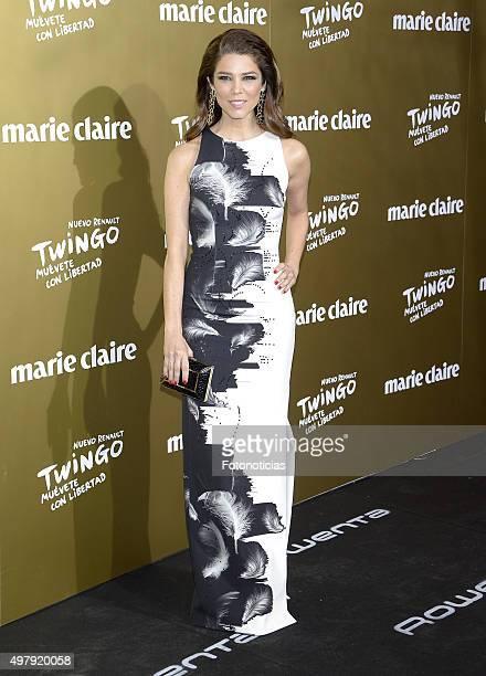 Juana Acosta attends the 2015 Marie Claire Prix de la Mode at Callao Cinema on November 19 2015 in Madrid Spain