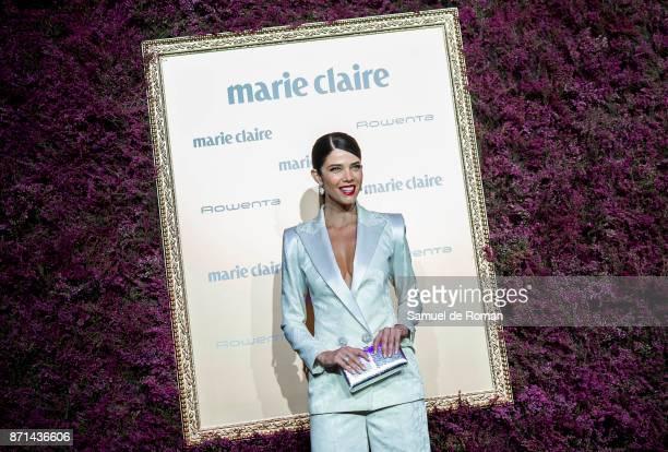 Juana Acosta attends the XV Marie Claire Prix de la Moda Awards at Florida Retiro on November 7 2017 in Madrid Spain