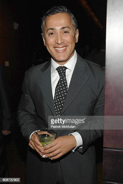 Juan-Carlos Arcila-Duque attends MANDARIN ORIENTAL HOTEL GROUP Party for the SOTHEBY'S Contemporary Asian Art Exhibition at The Mandarin Oriental on...