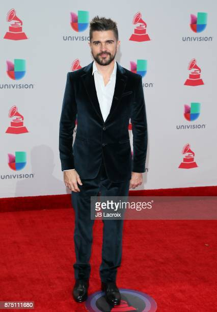 Juanes attends the 18th Annual Latin Grammy Awards on November 16 2017 in Las Vegas Nevada