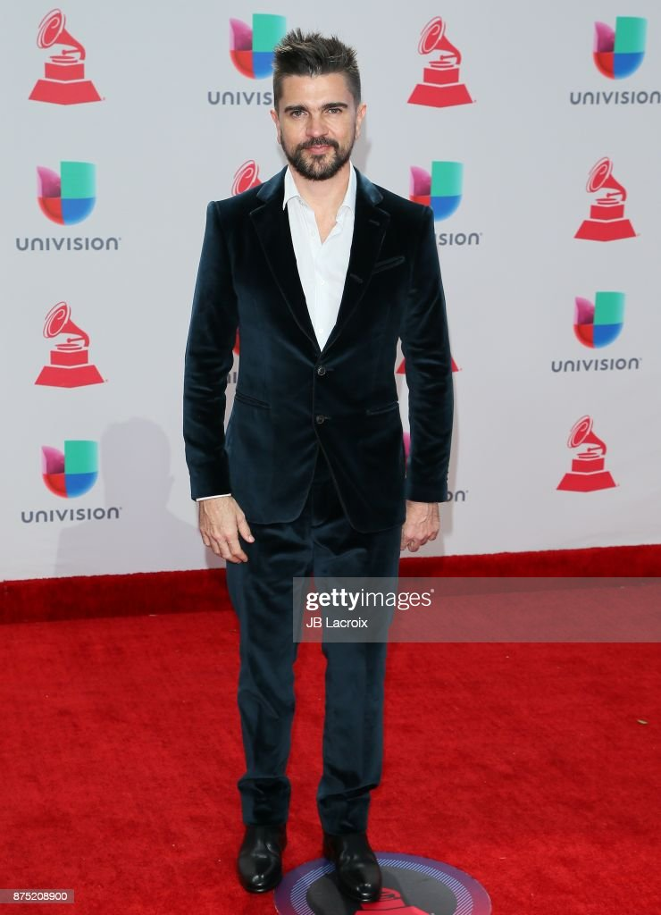18th Annual Latin Grammy Awards - Arrivals