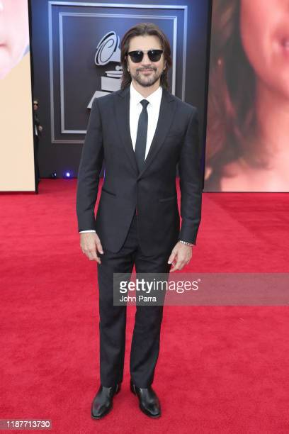 Juanes attends the 20th annual Latin GRAMMY Awards at MGM Grand Garden Arena on November 14 2019 in Las Vegas Nevada