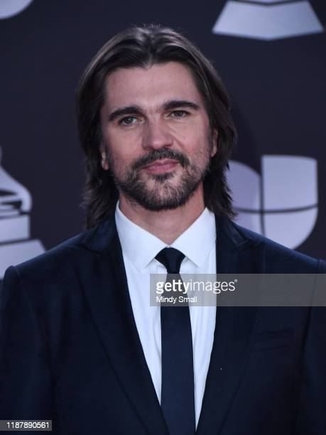 Juanes attends the 20th Annual Latin Grammy Awards at the MGM Grand Garden Arena on November 14, 2019 in Las Vegas, Nevada.
