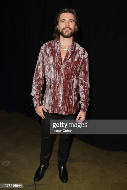 Juanes attends the 62nd Annual GRAMMY Awards Let's Go Crazy The GRAMMY Salute To Prince on January 28 2020 in Los Angeles California