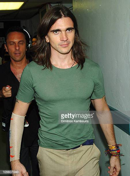 Juanes during MTV Video Music Awards Latin America 2004 Audience and Backstage at Jackie Gleason Theater in Miami Florida United States